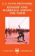Cover for Kinship and Marriage among the Nuer
