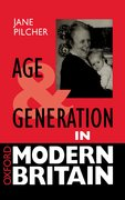 Cover for Age and Generation in Modern Britain
