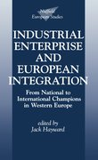 Cover for Industrial Enterprise and European Integration