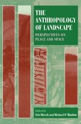 Cover for The Anthropology of Landscape