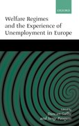 Cover for Welfare Regimes and the Experience of Unemployment in Europe