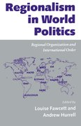 Cover for Regionalism in World Politics