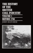 Cover for The History of the British Coal Industry