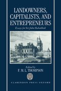 Cover for Landowners, Capitalists, and Entrepreneurs