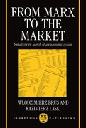 Cover for From Marx to the Market