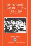 Cover for The Economic History of Italy 1860-1990