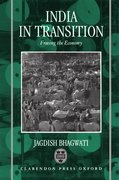 Cover for India in Transition