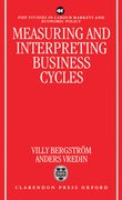 Cover for Measuring and Interpreting Business Cycles