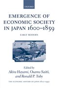 Cover for The Economic History of Japan:1600-1990