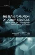 Cover for The Transformation of Labour Relations