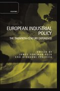 Cover for European Industrial Policy