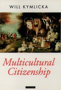 Cover for Multicultural Citizenship