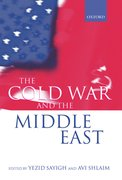 Cover for The Cold War and the Middle East