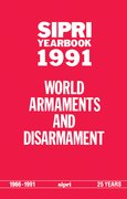 Cover for SIPRI Yearbook 1991
