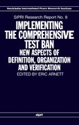 Cover for Implementing the Comprehensive Test Ban