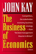 Cover for The Business of Economics