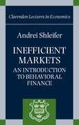 Inefficient Markets An Introduction to Behavioral Finance