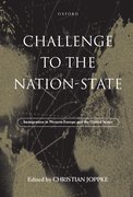 Cover for Challenge to the Nation-State