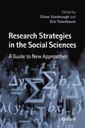 Cover for Research Strategies in the Social Sciences