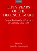 Cover for Fifty Years of the Deutsche Mark