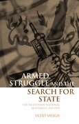 Cover for Armed Struggle and the Search for State