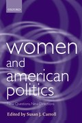 Cover for Women and American Politics