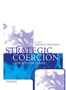 Cover for Strategic Coercion
