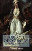 Cover for For Love of Country