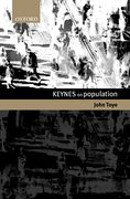 Cover for Keynes on Population
