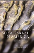 Cover for Soka Gakkai in America