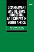 Cover for Disarmament and Defence Industrial Adjustment in South Africa