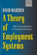 Cover for A Theory of Employment Systems