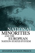 Cover for National Minorities and the European Nation-States System
