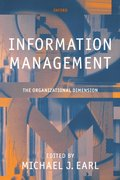 Cover for Information Management