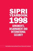 Cover for SIPRI Yearbook 1998