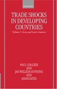 Cover for Trade Shocks in Developing Countries