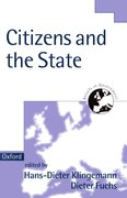 Cover for Citizens and the State
