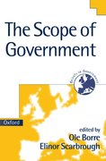Cover for The Scope of Government