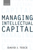 Cover for Managing Intellectual Capital