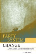 Cover for Party System Change