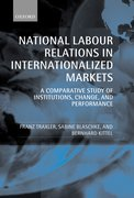 Cover for National Labour Relations in Internationalized Markets