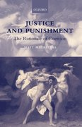 Cover for Justice and Punishment