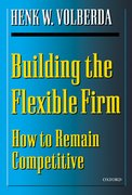 Cover for Building the Flexible Firm