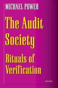 Cover for The Audit Society