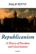 Cover for Republicanism
