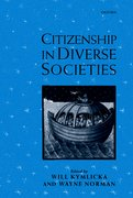 Cover for Citizenship in Diverse Societies
