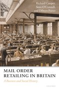 Cover for Mail Order Retailing in Britain