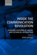 Cover for Inside the Communication Revolution