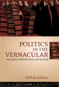 Cover for Politics in the Vernacular