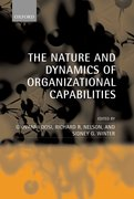Cover for The Nature and Dynamics of Organizational Capabilities
